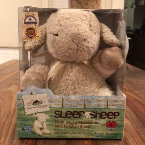 Soothing Sleep Sheep